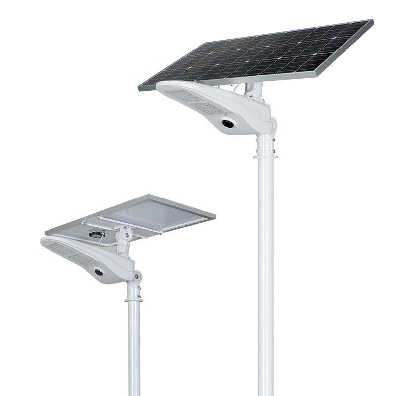 ALLTOP IP65 outdoor waterproof energy saving Die Casting Aluminum 50w solar road light