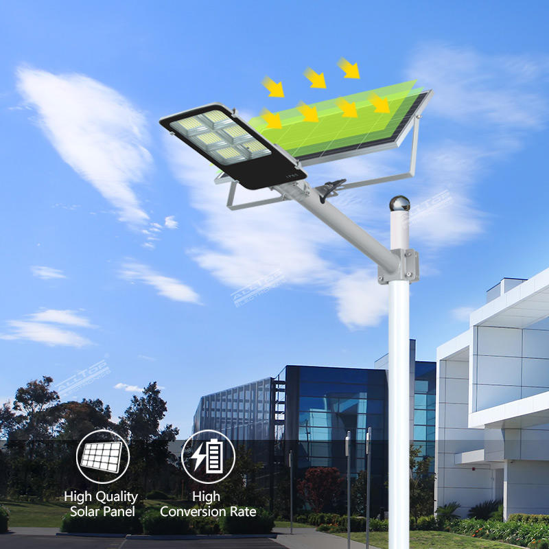 ALLTOP High quality outdoor waterproof lighting ip65 smd 150 watt solar led street light