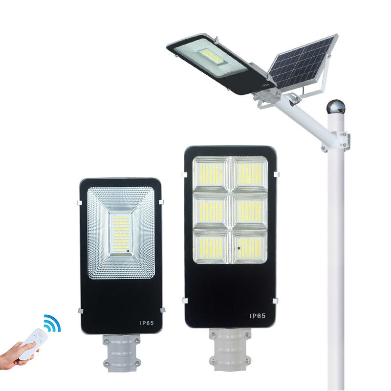 ALLTOP High lumen Bridgelux smd IP65 waterproof outdoor 100w integrated solar led street light