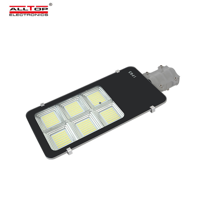 ALLTOP New product IP65 waterproof outdoor lighting 150w solar powered led road light