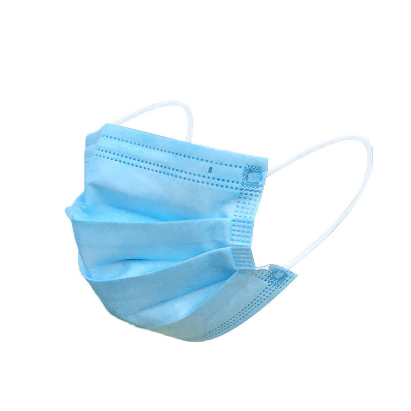 Disposable 3ply Non Woven Anti Virus Dust Medical Face Mask