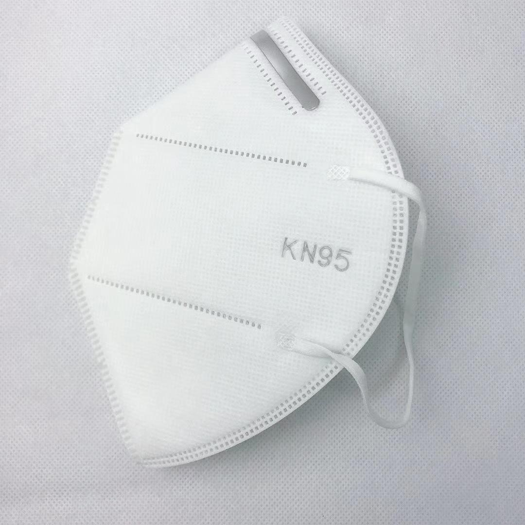 Kn 95 Face Mask for Protect The Civil Used