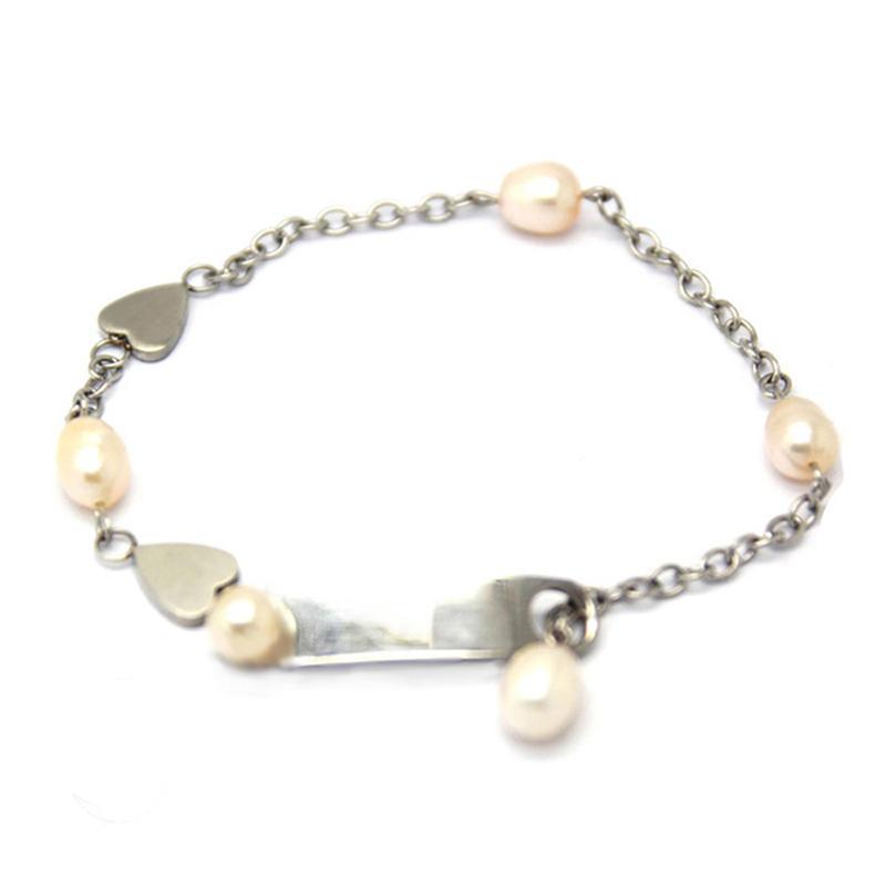 Pearl Decor Design Korean Accessories Wholesale With Heart