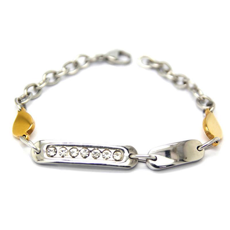 Beauty Butterfly Design Titanium Women Accessories Bracelets