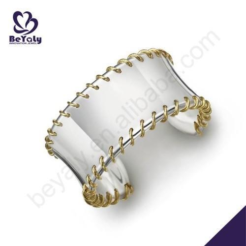 Mystic open style wholesale chic magnetic wrap bracelet