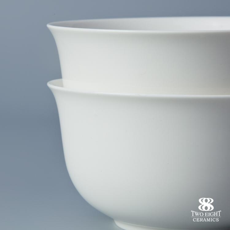 chinese porcelain serving bowls restaurant cereal bowl