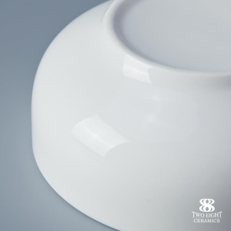 wholesale hotel restaurant banquet whitetableware rice bowl