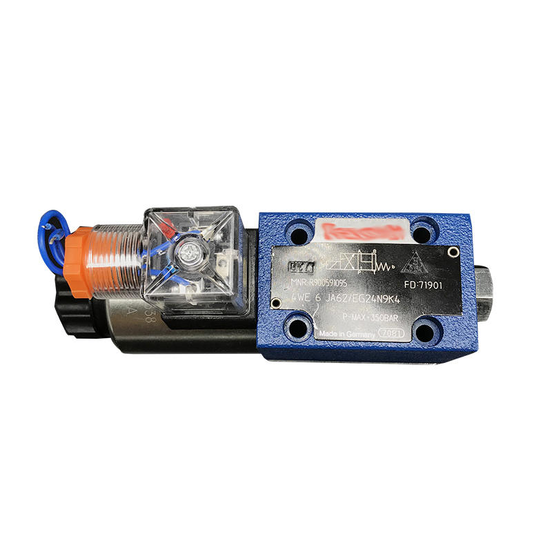 4WE Series DC24V 4WE6JA62EG24N9K4 R900561290 Direct Operated Directional Spool Hydraulic Valve
