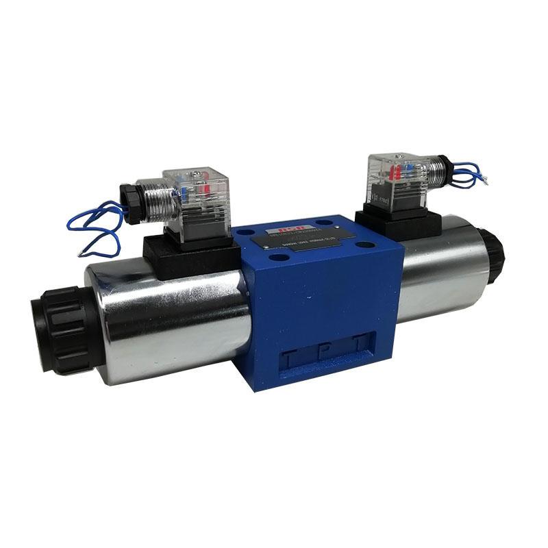 Gas solenoid valve 4WE10E32 Mechanical automation solenoid electric valve24v Solenoid valve