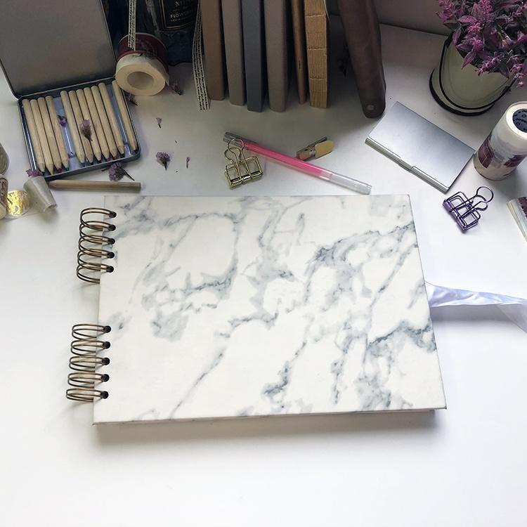 product-DIY Handmade 6x8 Album Scrapbook for Anniversary Wedding Travelling Baby Shower-Dezheng-img-2