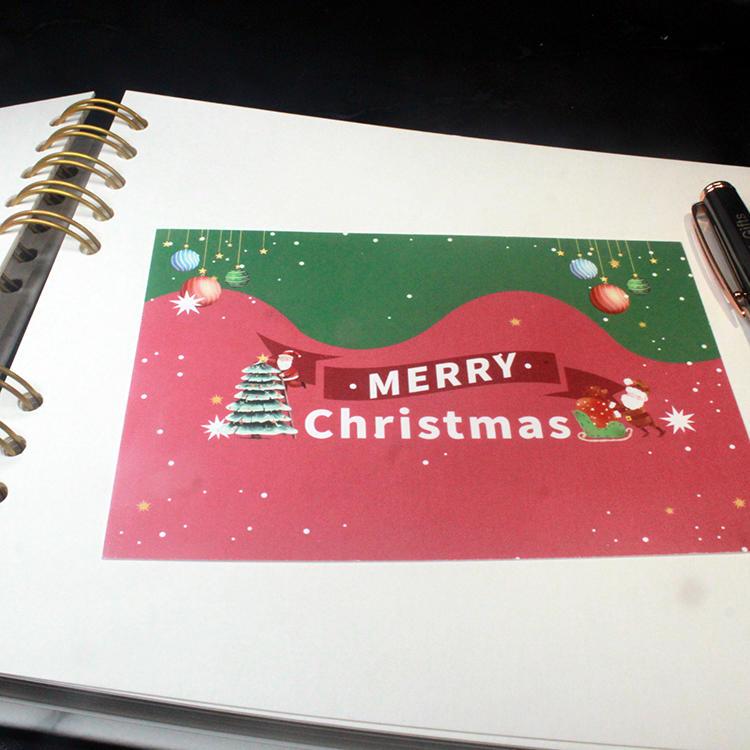 product-Dezheng-13x18 Photo Album Baby Memory Book Custom Scrapbook Kit-img-1
