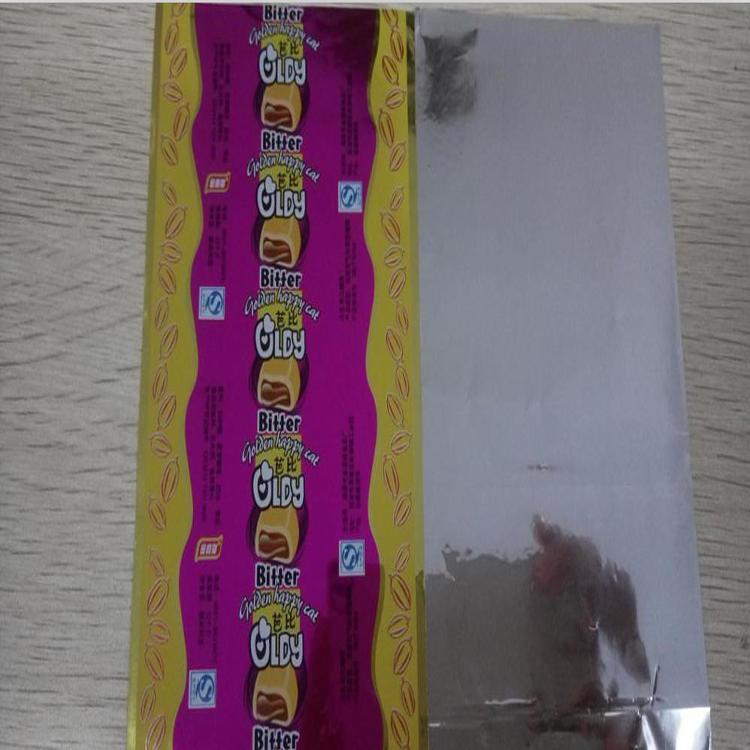 PVC/PET Twist Film for candy wrapper