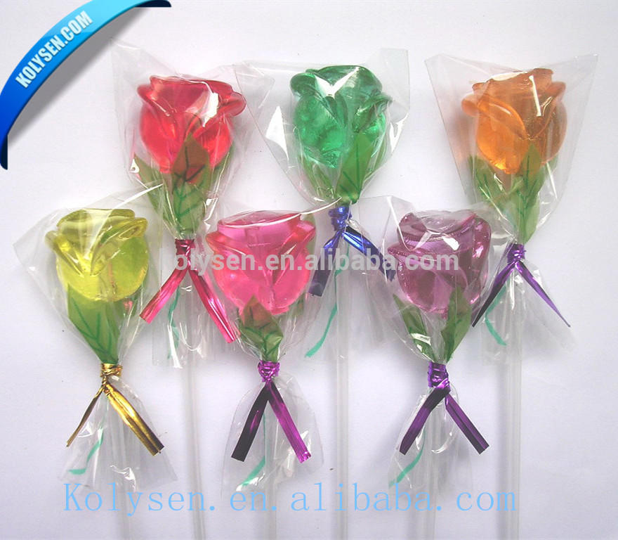 Food wrap material soft transparent clear twist candy film