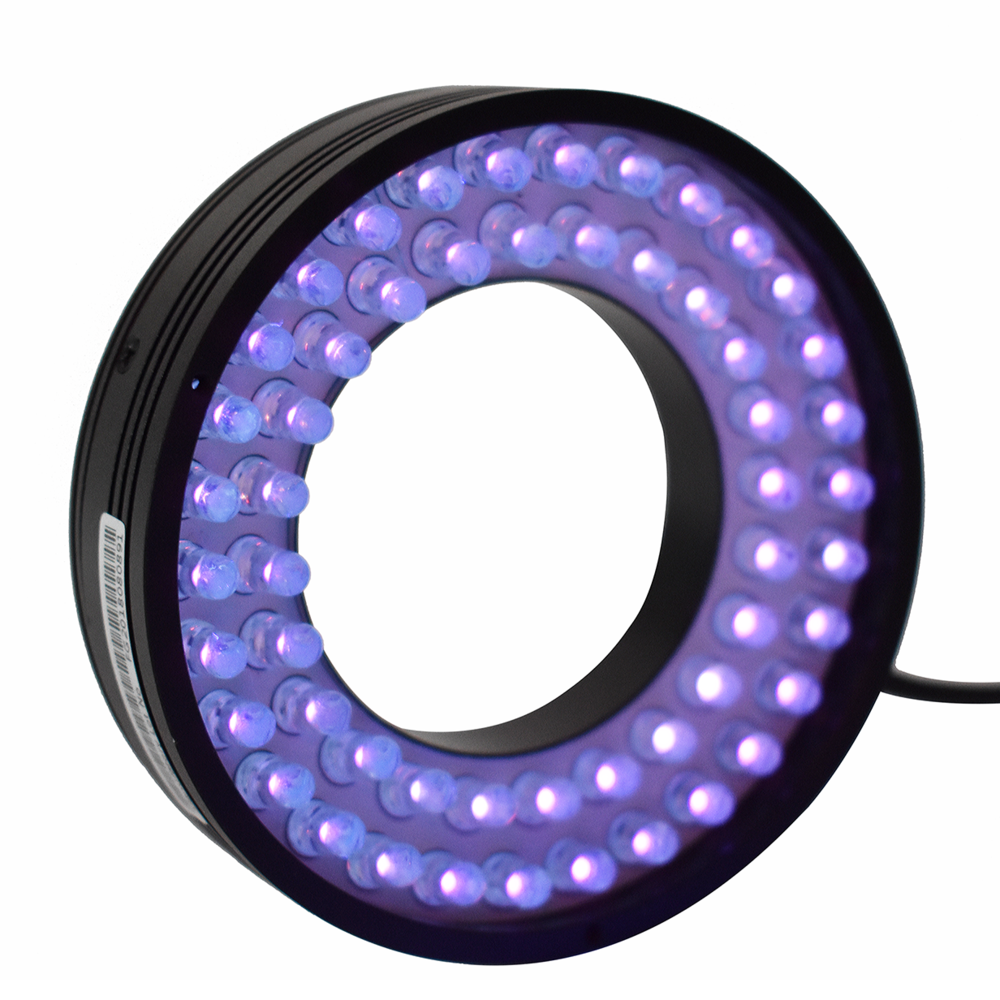 Ring Light Working Lights 24V Machine Vision Industrial Inspection UV LED 365nm in Shanghai