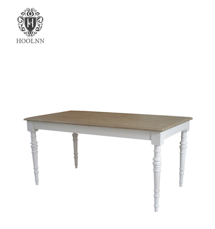 Antique Weathered Oak Dining Table D1615-200