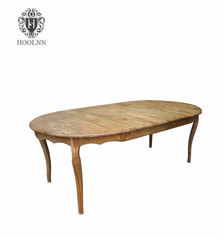 French style extension dining table D1601