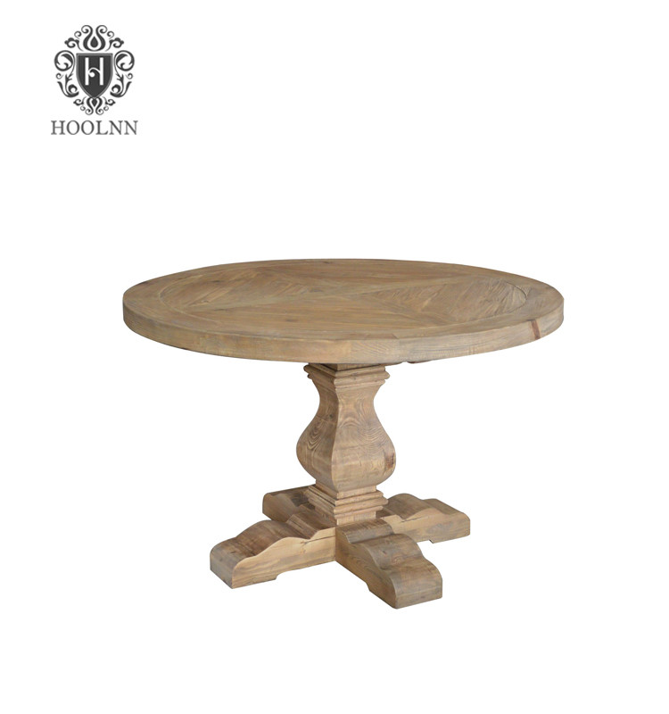 Reclaimed Wood Dining Table D1635