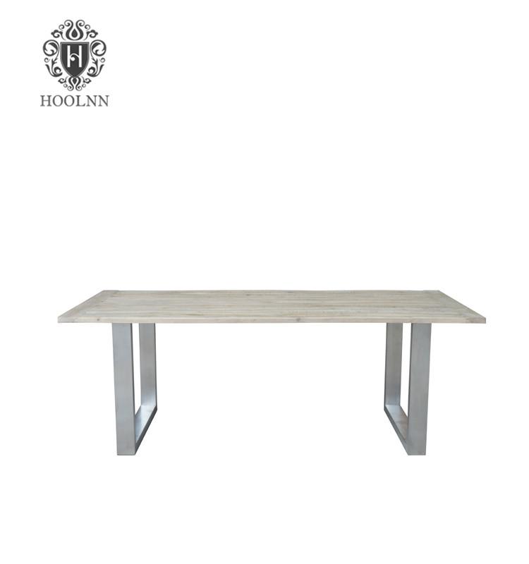 Vintage Antique Wooden Dining Table D1579