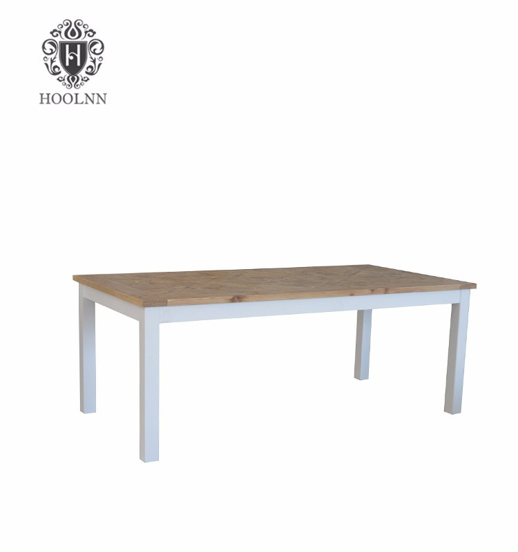 High Quality New Design Dinner Table Wood