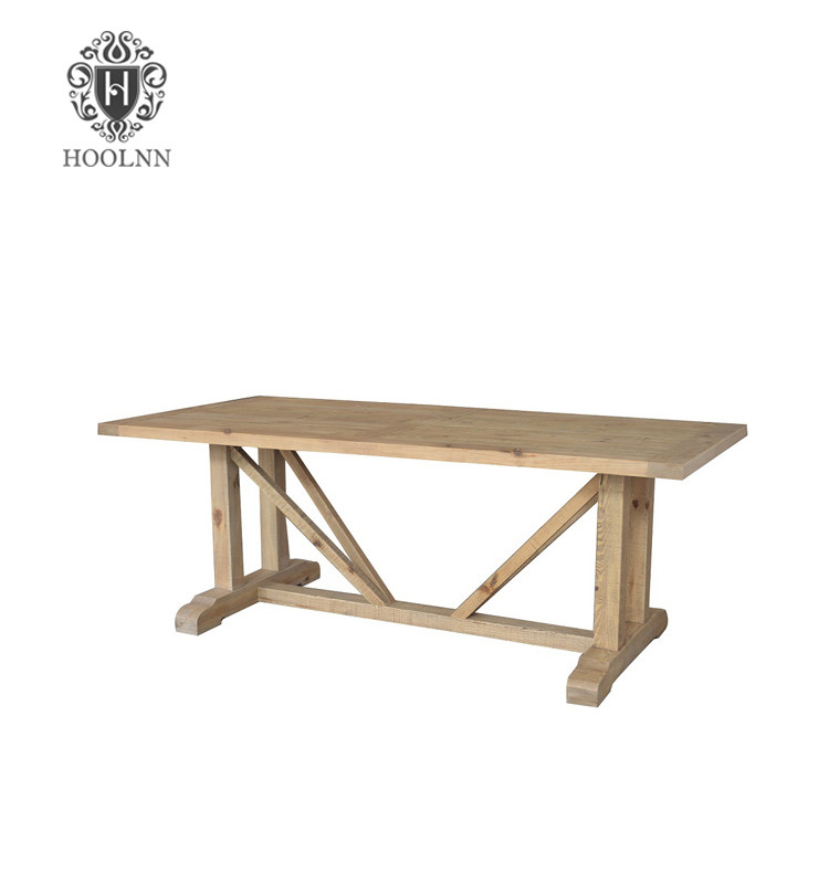 recycled pine furniture dining table D1580-210