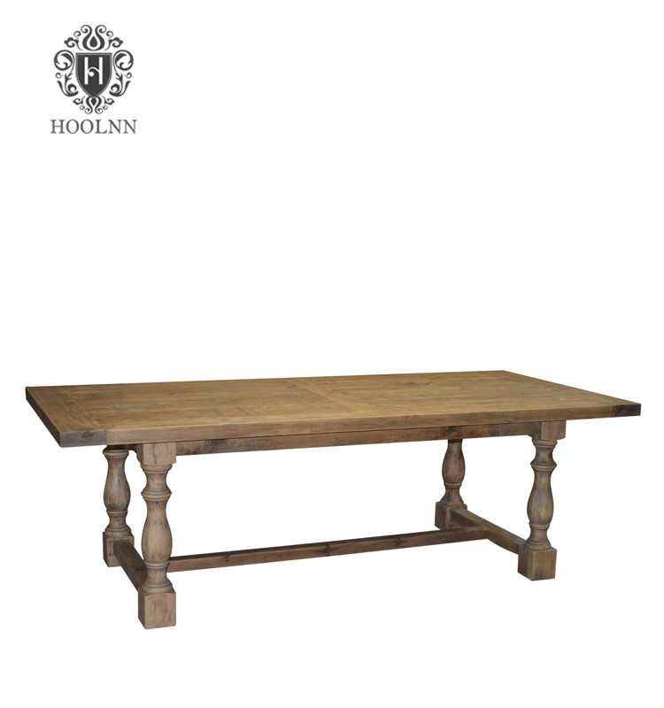 8 Person Seater Salvaged Wood Dining Table D1840-240