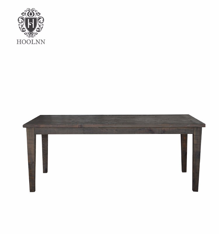 8 12 Seat Solid Dining Table Wood Made In China