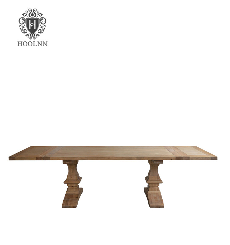 8 Seat French Extendable Dining Table of HL704-300