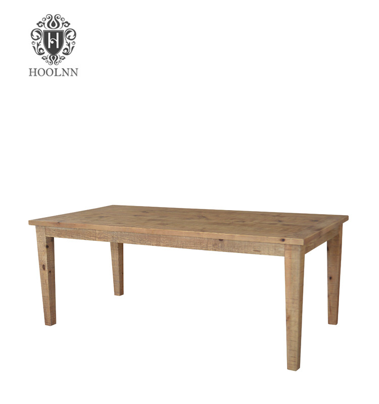 French Stylish Wooden Dining Table D1680-200
