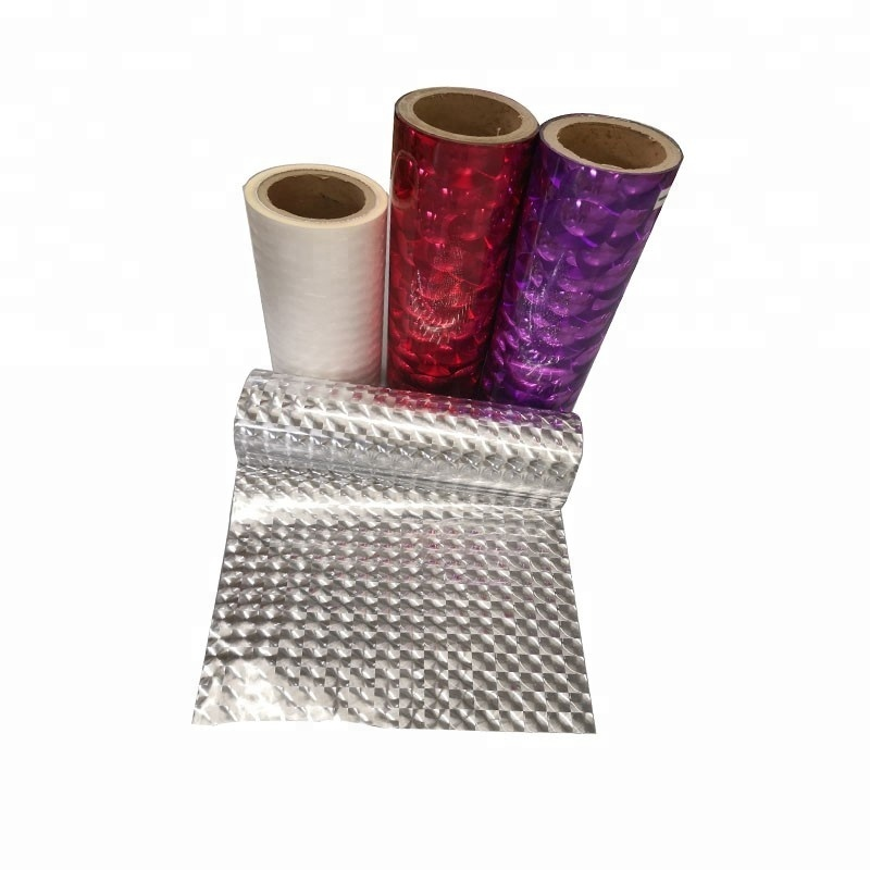 Bopp 3D sublimation transfer film 3D lenticular lens film