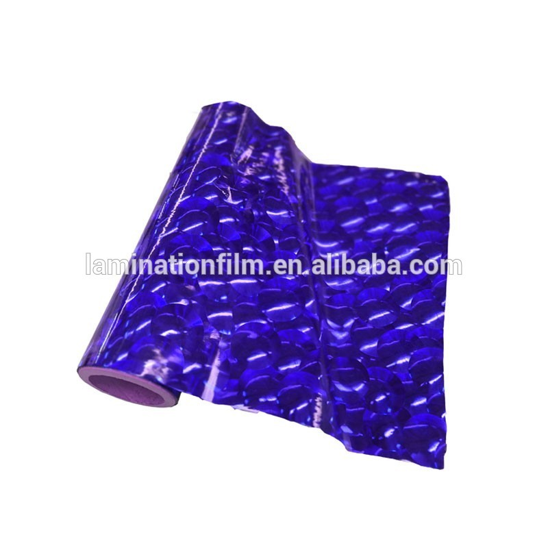 3D Effect filmMobile Lenticular Eye Thermal Lamination Film decorative Roll films Graphic Images Wedding Albums