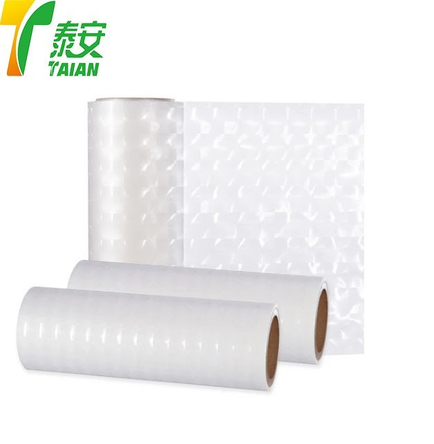 China Design Outdoor 3D Photo Cold Laminating Film