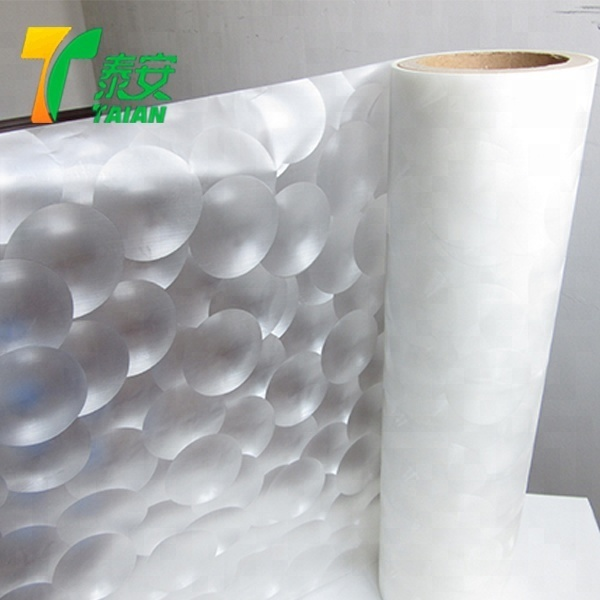 China factory 3d laminating mobile lamination film