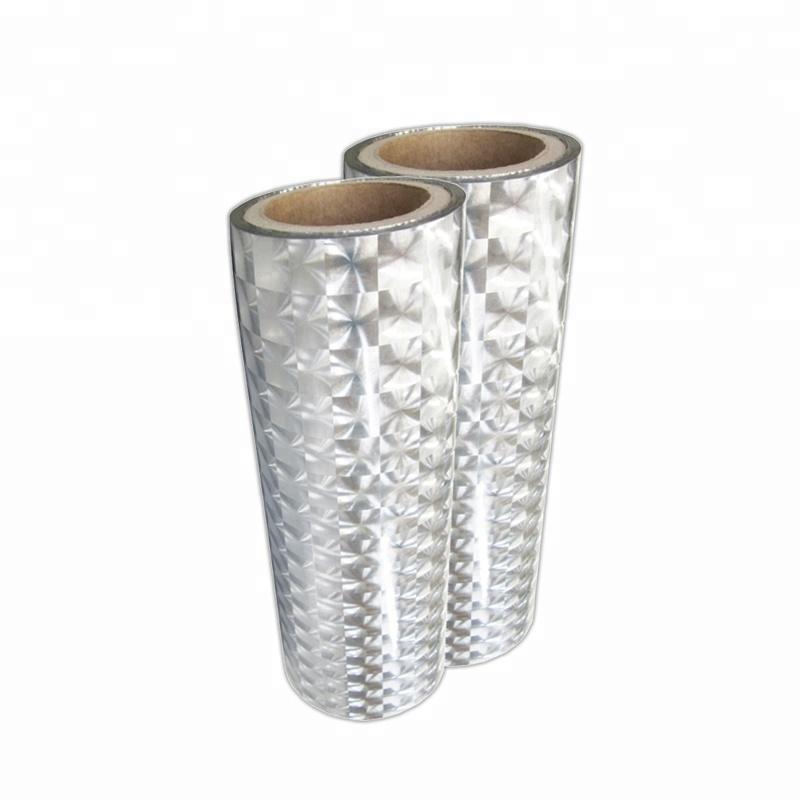 3D soft Metalizedlenticular film Thermal LaminatingFilm