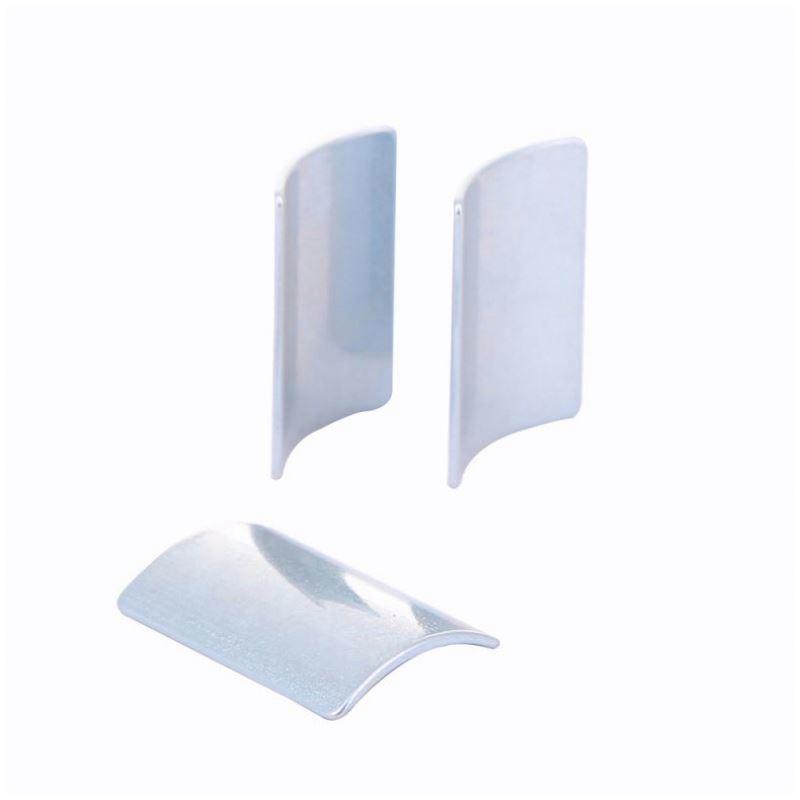 Sintered arc Neodymium Ndfeb magnet N52 for BLDC motor