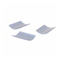 Manufacturer wholesale custom ndfeb n52 arc shape neodymium magnet for motors