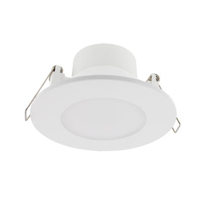 Aluminum Triac Dali 6W 8W Hotel Residential Led Downlights CCT