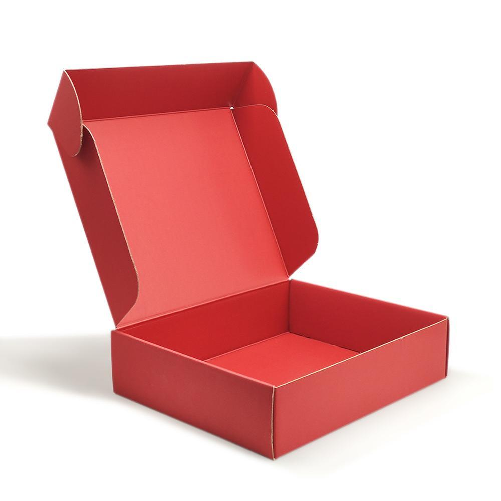 Small fsc corrugated boxes custom paper box recycled shipping corrugated moving small brown kraft cardboard box