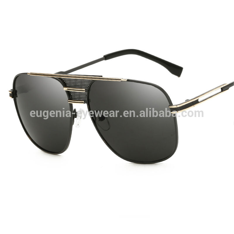 EUGENIA fashion outdoorsun glasses UV400 sunshade specialrectangle sunglasses men 2020