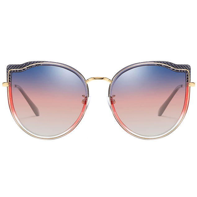 EUGENIA Classic Polarized Sunglasses Retro High Quality Sun GlassesFashion Sunglass