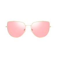 EUGENIAClassic Polarized Sunglasses Men Women Retro Brand Designer High Quality Sun Glasses