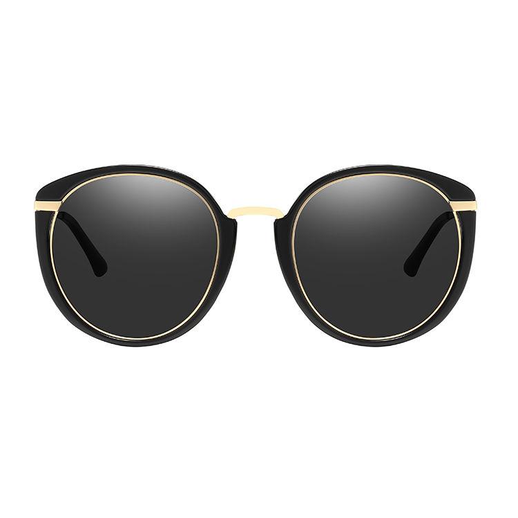 EUGENIA Italy designer classic sunglasses with polarized lens private label sunglasses