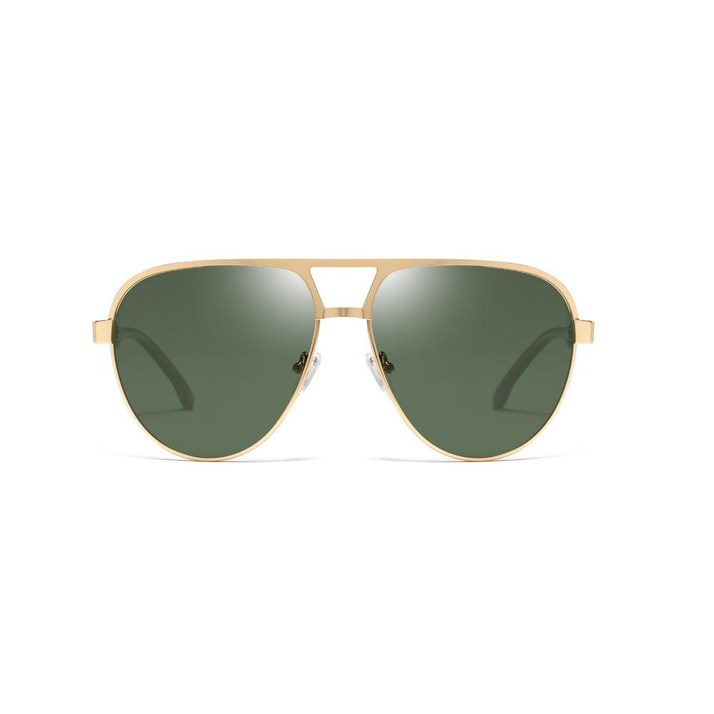 EUGENIAWholesale Latest Classic Metal Men Polarized Sunglasses 2021
