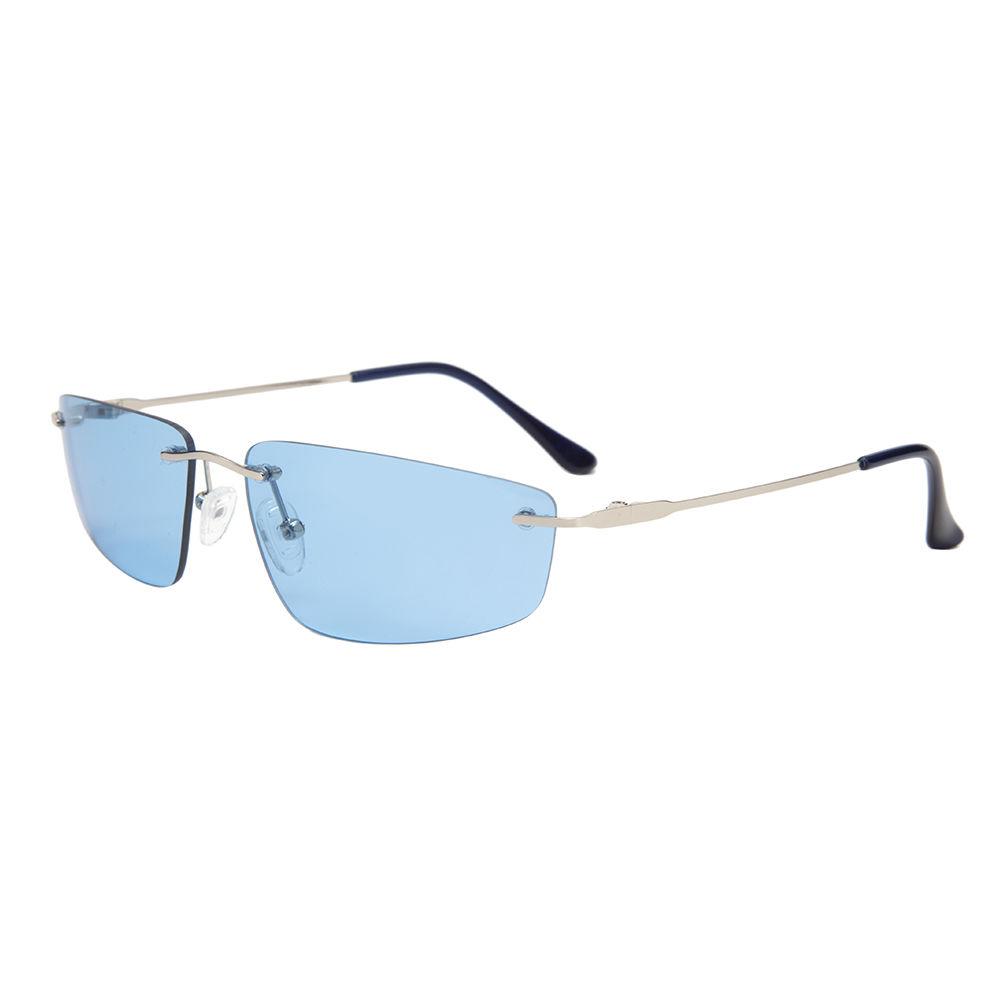 EUGENIA Rimless Polarized Sunglasses Newest Sunglasses 2021