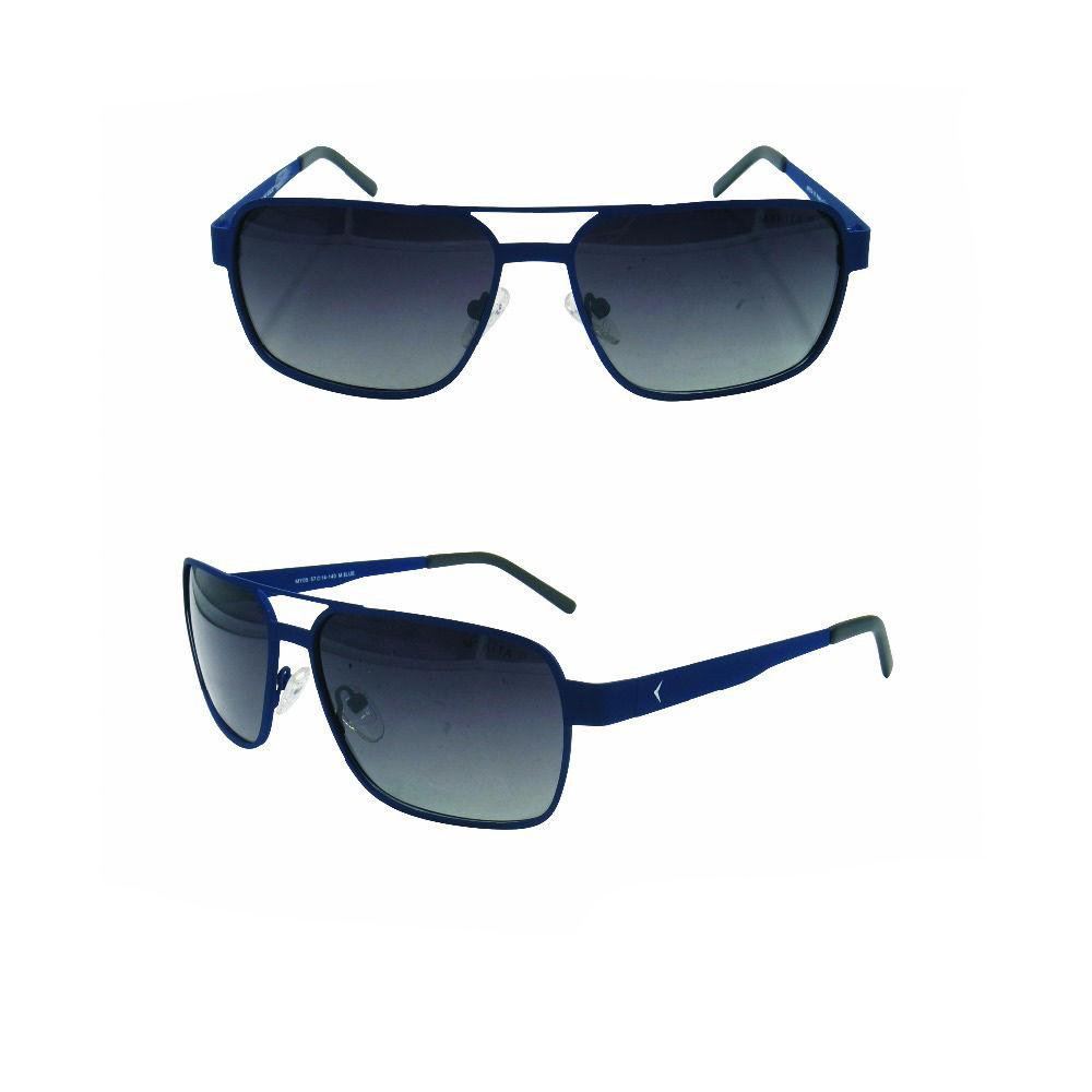 EUGENIA new famous brand designer fashion high quality metal sunglasses