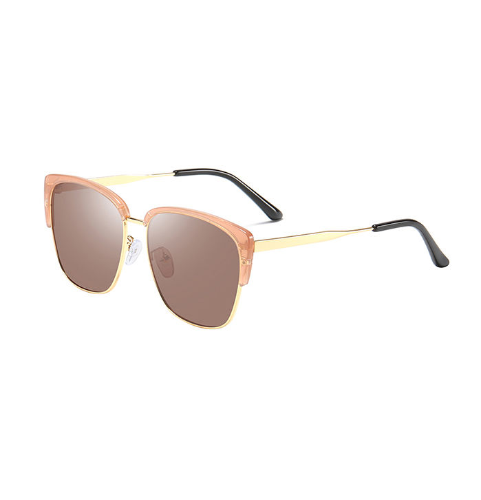 EUGENIA 2020 Promotional Custom Logo Polarized Sunglasses For Man Woman