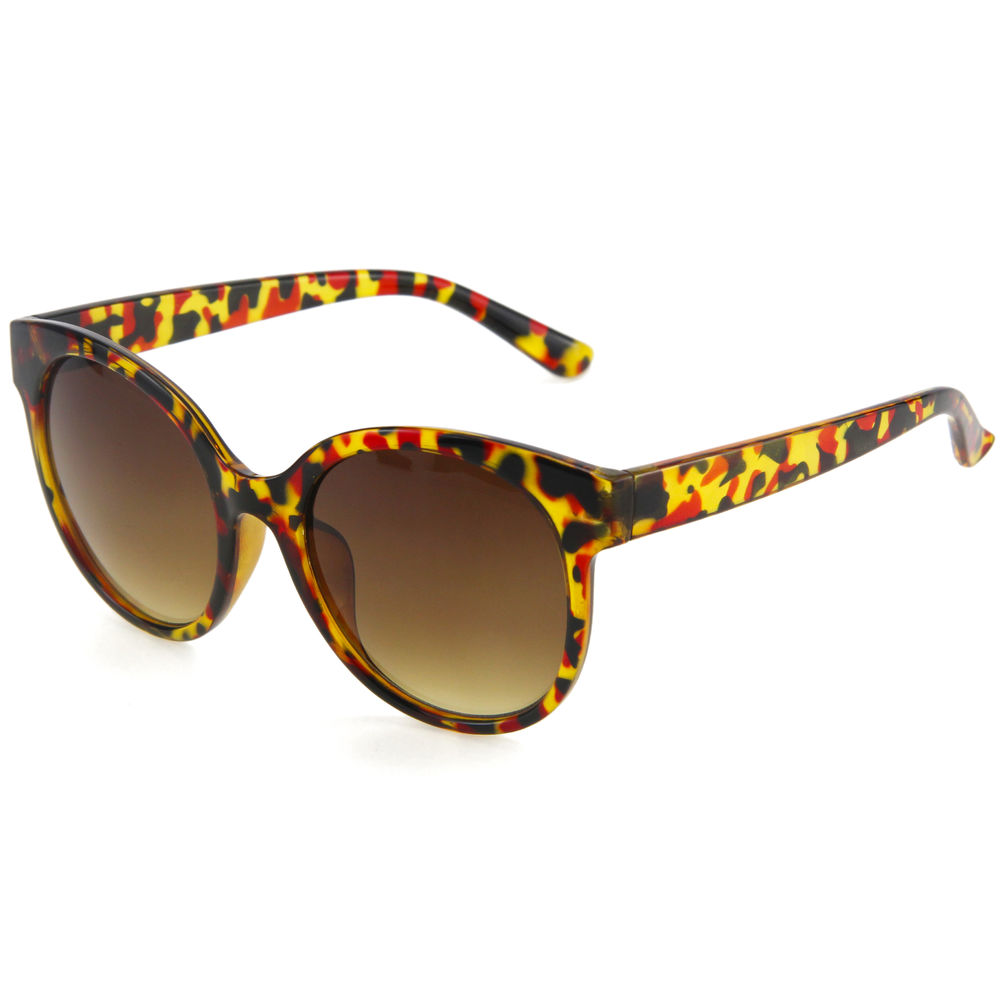 EUGENIA tortoise frame new bifocal sun glasses made in china can do metal logo for sunglasses
