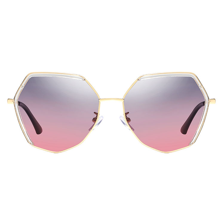 EUGENIAWomen Polarized Sun Glasses Custom Logo Brand Design Polarized Sunglasses