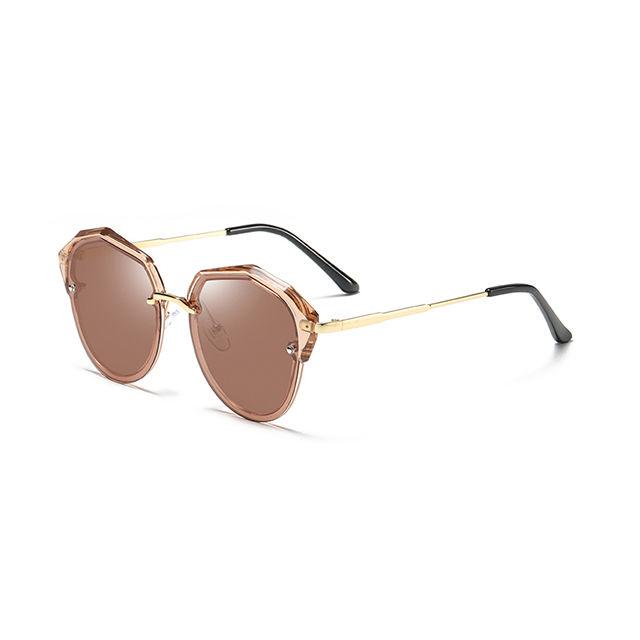 EUGENIA Polarized sunglasses Women Men Carbon Fiber Sunglasses Sun Glasses CE