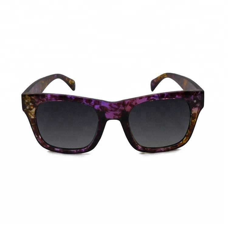 2020Latest arrival colorful stylish plastic popular design sunglasses