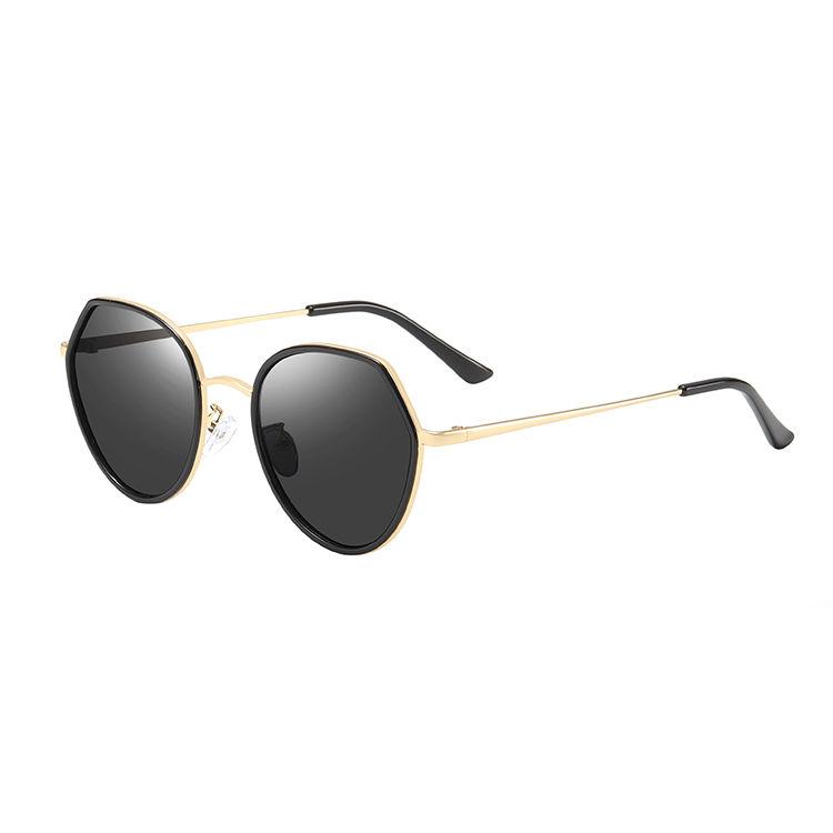 EUGENIA Unisex Polarized Sunglasses Vintage Sun Glasses For Men/Women UV 400